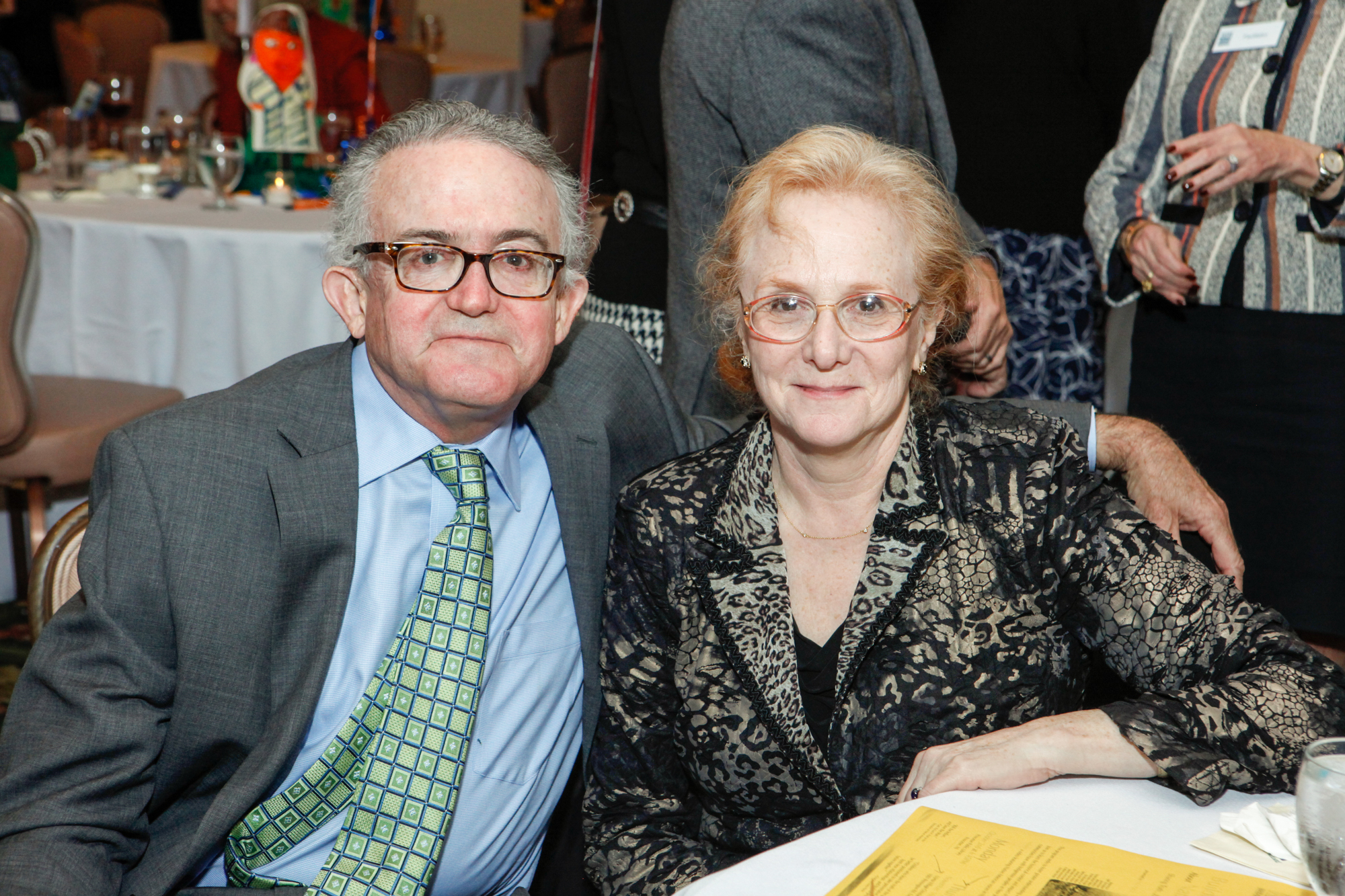 Taken at Kidsbridge's 11th Annual Humanitarian Awards Celebration, held at the Trenton Country Club in Trenton, N.J. Thursday, November 9, 2017. (Photo by Cie Stroud for Kidsbridge)